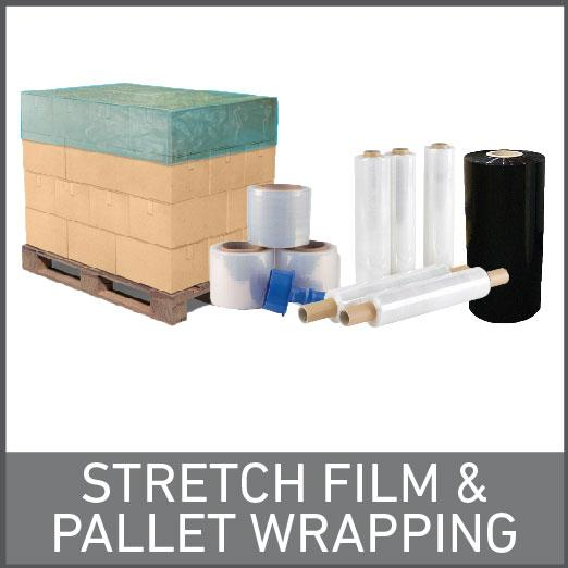 Stretch Film & Pallet Wrapping