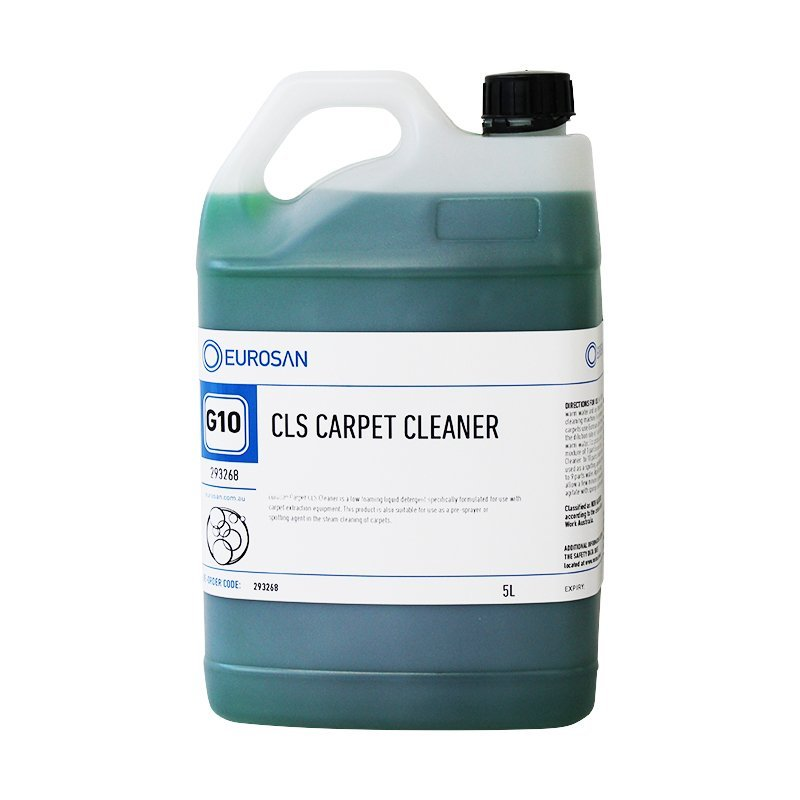 Eurosan G10 Carpet Cleaner 5L (each)