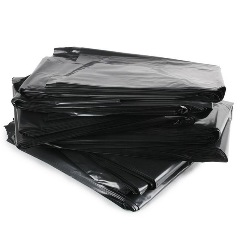 Durelle Premium 77L Heavy Duty Black Bin Liners (250/ctn)