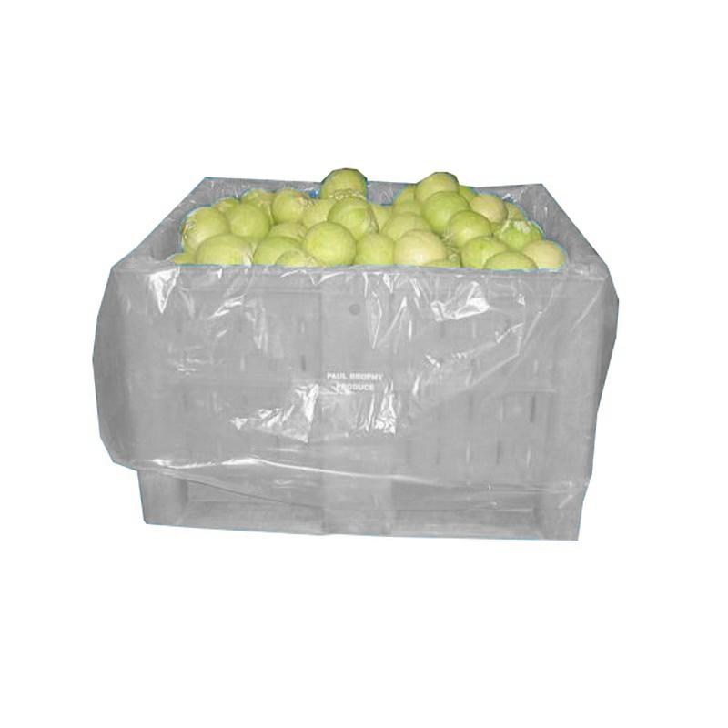 Durapak Pallet Liners Clear 1220mm x 1220mm x 2400mm 50um (50/roll)