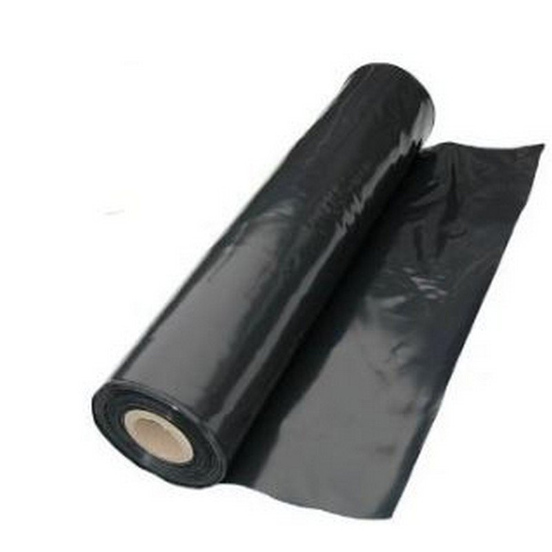 Durapak Black General Purpose Pallet Top Covers 1680mm x 1680mm (250/roll)
