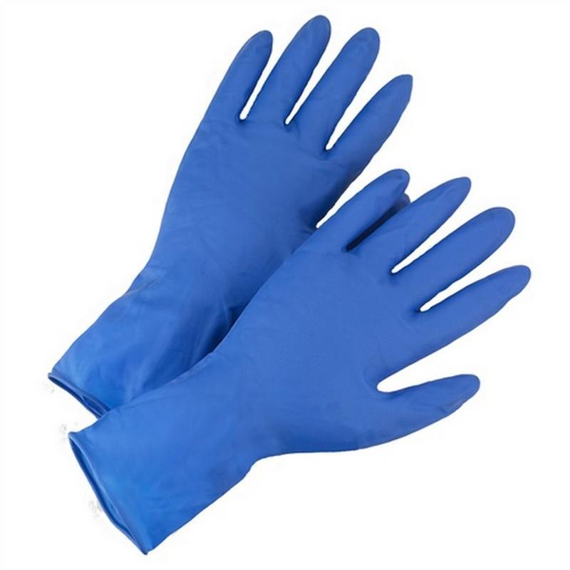 Latex High Risk Powder free Examination Glove XLarge (100/pack)