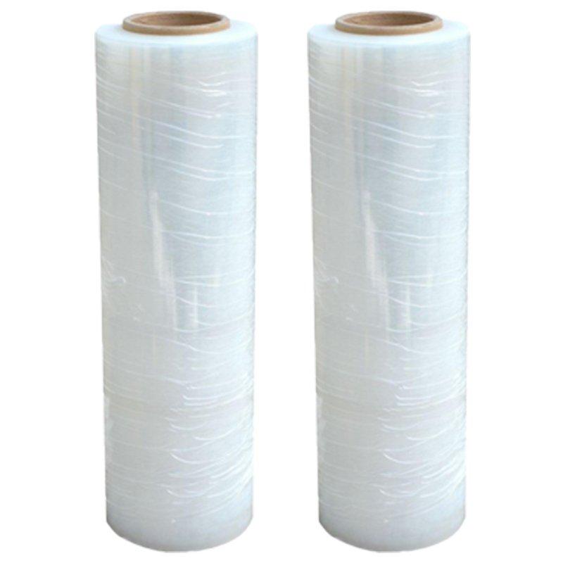 Durapak Hand 25 Extra Heavy Duty Stretch Wrap Film - Clear - 500mm x 300m/Roll