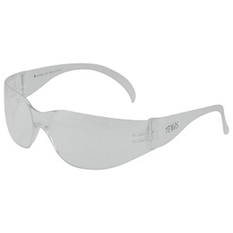 Clear Texas Anti Fog Safety Glasses (1 pair)