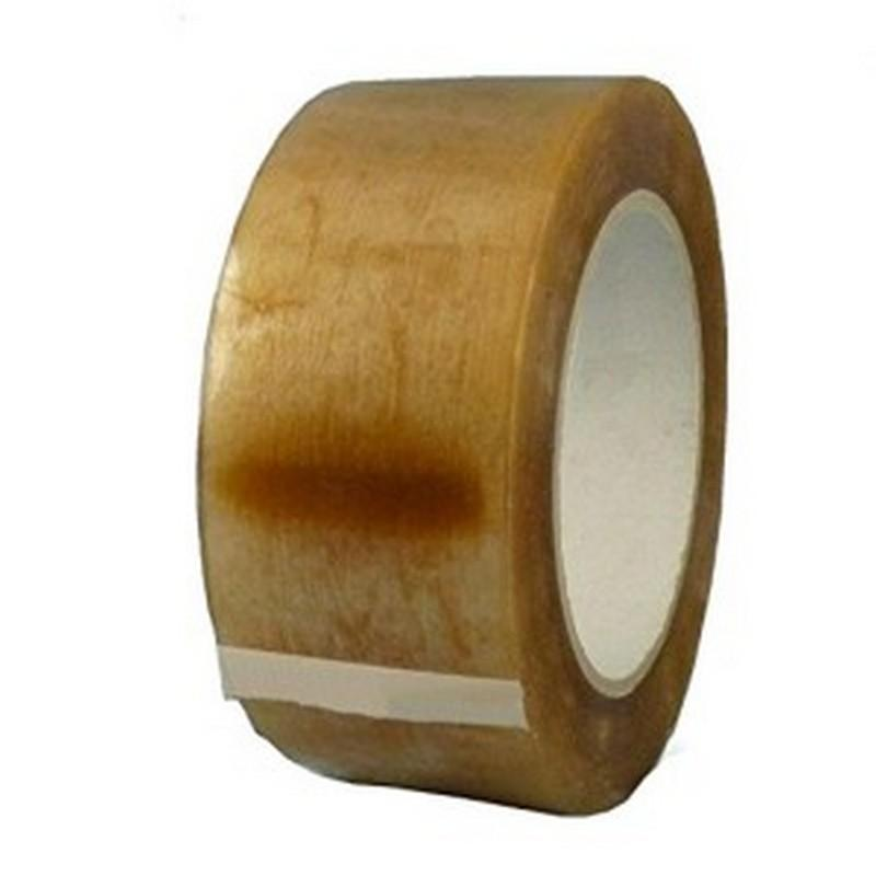 Natural Rubber Clear Hand Tape 48mm x 75m (36/ctn)