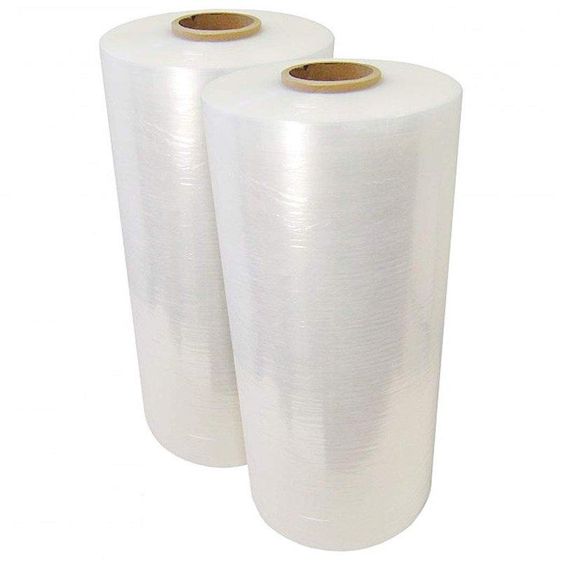 Durapak Eco Machine Stretch Film Wrap Clear 15um - 500mm x 2174m/Roll  (each)