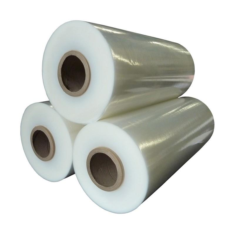 Durapak Machine 25 Cast Super Stretch Film Wrap Clear - 500mm x 1100m/Roll (each