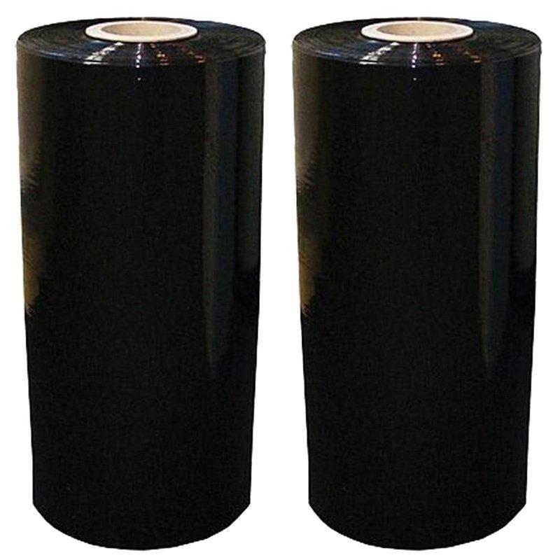 Machine 23 Super Stretch Film Wrap Black - 1300m/Roll  (each)