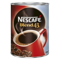 Nestle Nescafe Blend 43 Instant Coffee 500gm  (each) - Click for more info