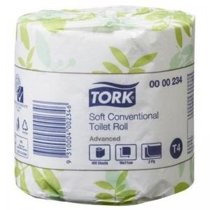 TORK Royale Toilet Rolls 2 Ply 400 sheet (48 rolls/ctn)