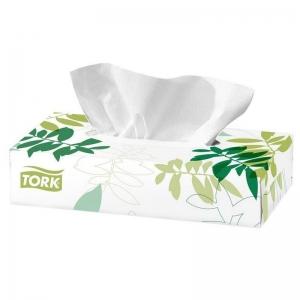 TORK Premium Facial Tissues 100's (48/ctn)