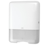ABS Plastic Tork Single Fold Hand Towel Dispenser H31 (each)