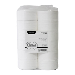 FSC Mix Durelle Premium Mini Jumbo Roll 2 Ply 200m (12/bale)