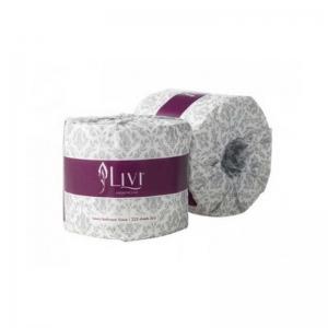 Livi Impressa Toilet Rolls 3 Ply 225 Sheet (48 rolls/ctn)