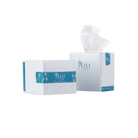 Livi Cube Facial Tissues 90 Sheets (24/ctn)