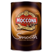 Moccona Smooth Instant Coffee 500gm (each)