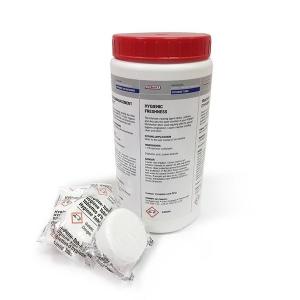 Hygiene Dishwasher Descale/Delime Tablets (15/cannister)