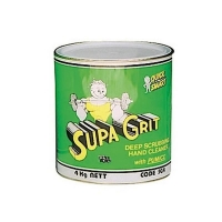 Supa Grit Heavy Duty Hand Cleaner 4kg (each)