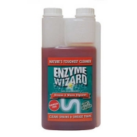 Enzyme Wizard Grease and Waste Digester 1000ml (each)