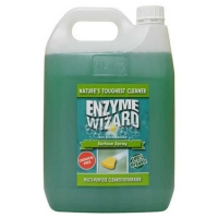 Enzyme Wizard Cleaner/Degreaser Surface Spray 5ltr (each)