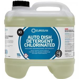 Eurosan K1 Auto Dish Detergent CL15L (each)