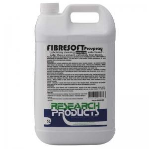 Research Fibre soft Prespray Red Spot 5ltr (each)