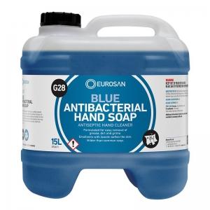 Eurosan G28 Blue Antibacterial Hand Soap 15L