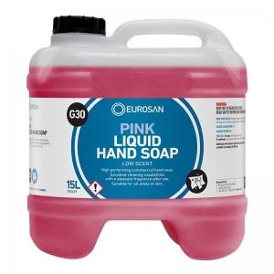 Eurosan G30 Pink Liquid Hand Soap 15L (each)