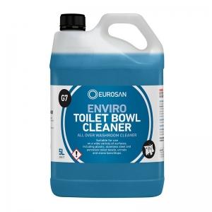 Eurosan G7 Enviro Toilet Bowl Cleaner 5L (each)