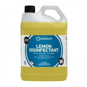 Eurosan G13 Lemon Disinfectant 5ltr (each)