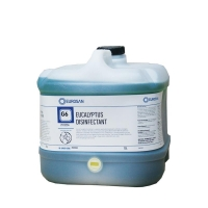 Eurosan G6 Eucalyptus Disinfectant 15L (each)
