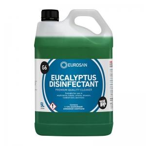 Eurosan G6 Eucalyptus Disinfectant 5L (each)