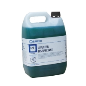 Eurosan G9 Lingerzon Disinfectant 5L (each)