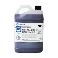 CLS Eurosan G18 Concentrate Glass Cleaner 5L (each)