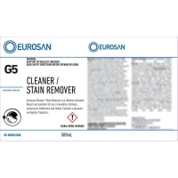 Eurosan Label G5 Cleaner Stain Remover  (to suit 500ml-1000ml Bottle)(each)