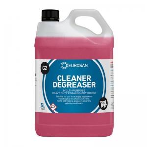 Eurosan G2 Cleaner Degreaser 5L (each)