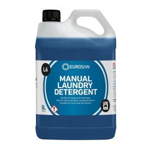 Eurosan L6 Manual Laundry Detergent 5L (each)