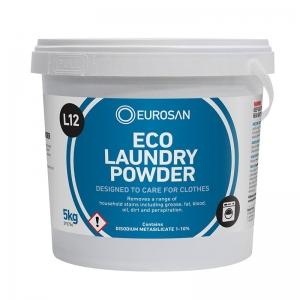 Eurosan L12 Eco Laundry Powder 5kg (each)