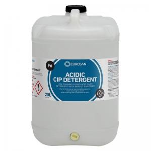 Eurosan F6 Acidic CIP Detergent 20L (each)