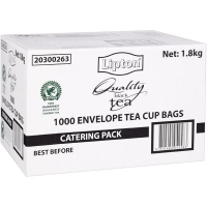 Lipton Tea Bags (1000/ctn)