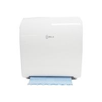 Durelle Manual Auto Cut White Dispenser (each)