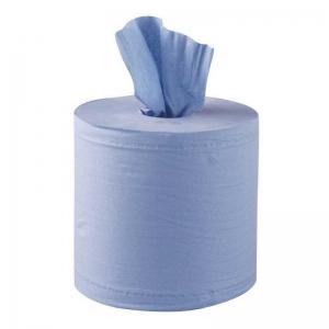 Durelle Blue Premium Centrefeed Hand Towel 19cmx300m(6/pk)