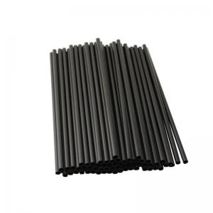 Regular Drinking Straws Black (5000/ctn)