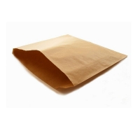2 Square Brown Paper Bags 205 x 207 (1000/pack)