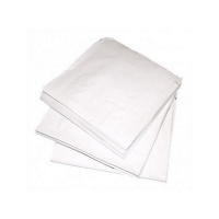 1 Square White Paper Bags 180 x 180 (1000/pack)