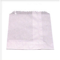 2 Square White Paper Bags 205 x 207 (1000/pack)