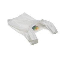 Large White Carry Bags (2000/ctn)