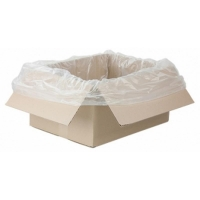 Durapak General Purpose Carton Liner 630 x 630 x 380mm Clear (500/ctn)