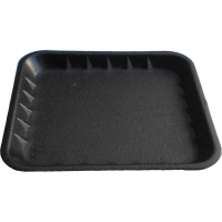 "Black Foam Tray 11x14"" (140/ctn)"