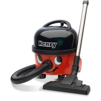 Numatic Henry Vacuum Cleaner 9ltr Red (each)